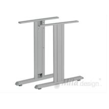 Irodai asztalláb szimmetrikus