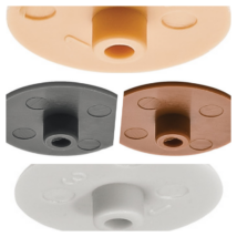 Takarósapka perem nélküli minifix 15-höz, 15 mm-es favastagságtól