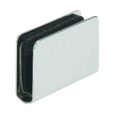Üvegajtó fogantyú, ellendarab üvegajtó mágneszárhoz fekete